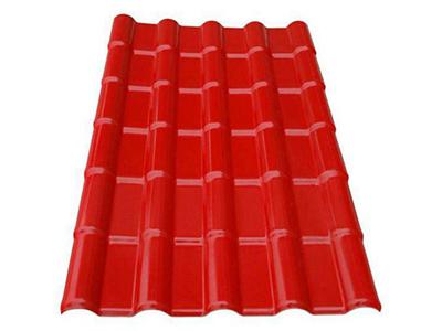 保定PVC樹脂瓦