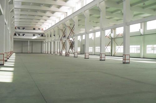 工厂厂房装修设计