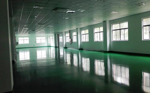 武汉厂房装修