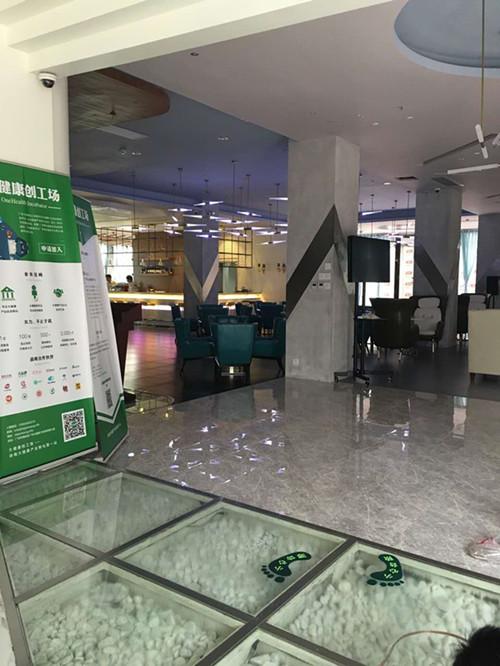 武昌办公室设计装修