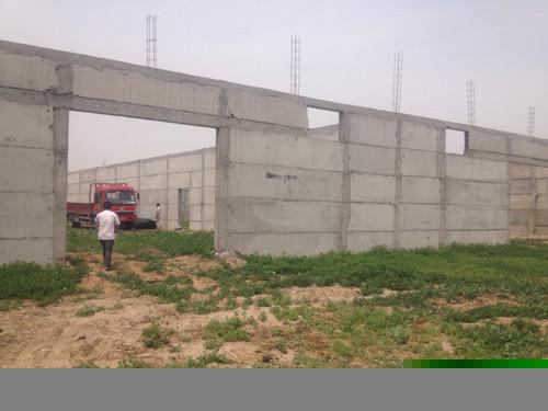 精装厂房建设