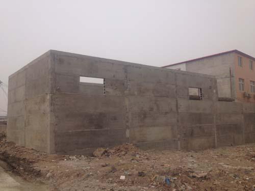 简易厂房建设