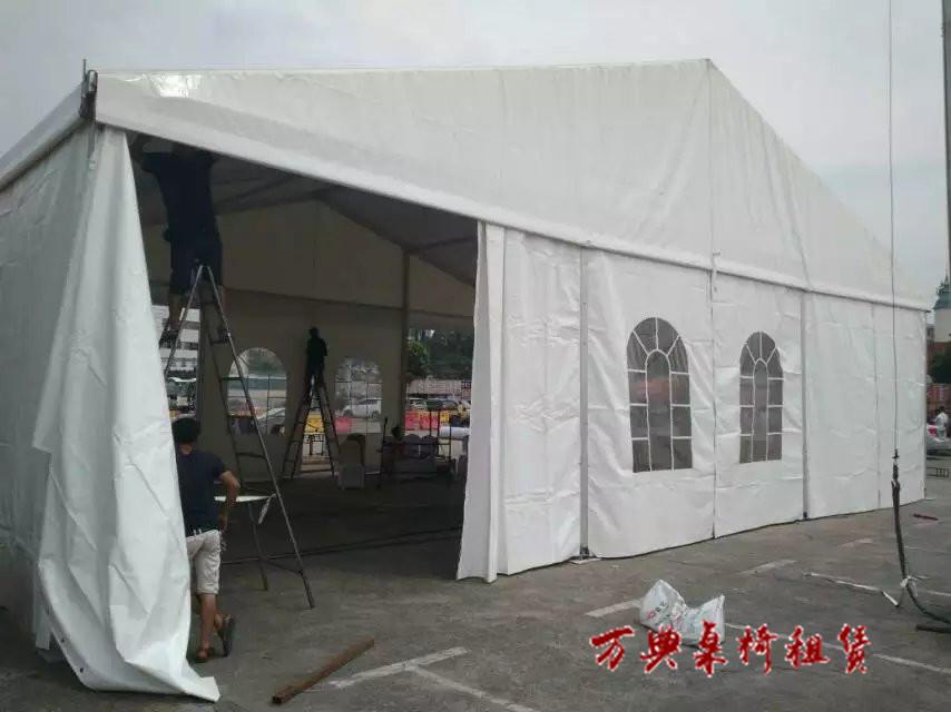 40米欧式帐篷租赁