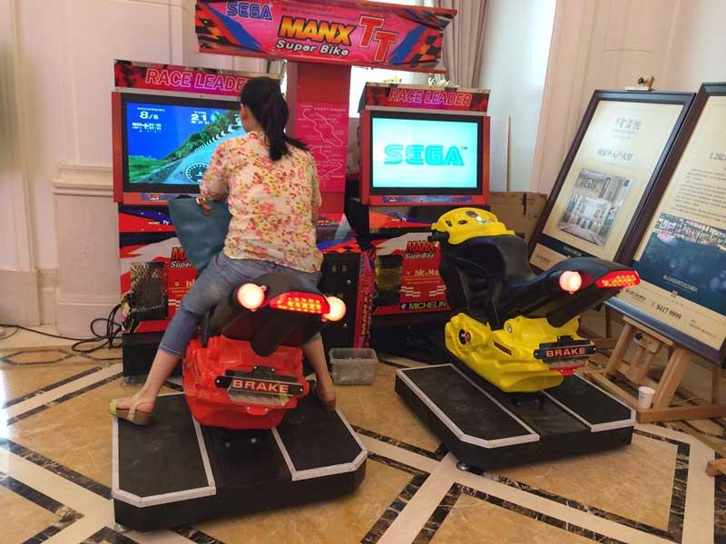 TT摩托-电玩趣味游乐设备租赁