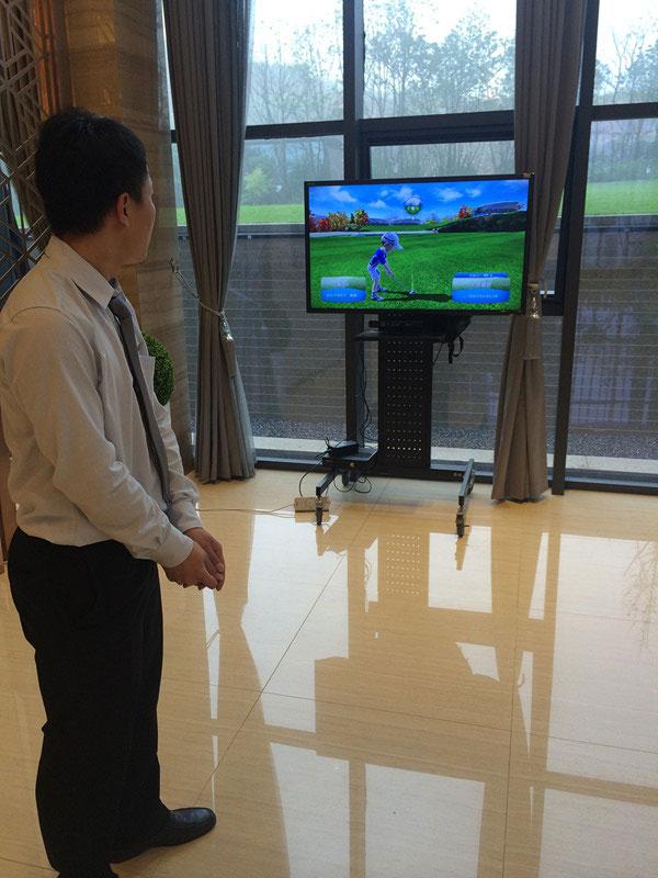 WII游戏机趣味游乐设备租赁