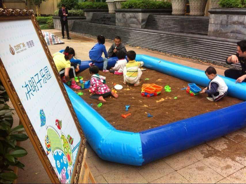 决明子沙池趣味游乐设备租赁