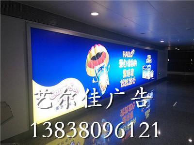 郑州户外广告灯箱