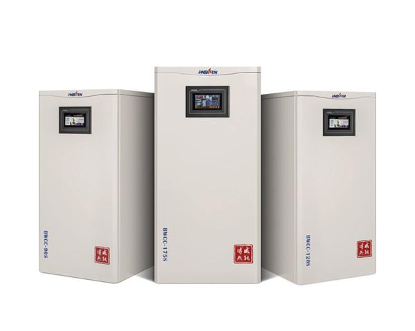 全预混低氮高效铸铝锅炉