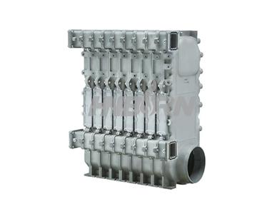 全预混冷凝式硅铝合金热交换器