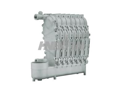 冷凝锅炉热效率