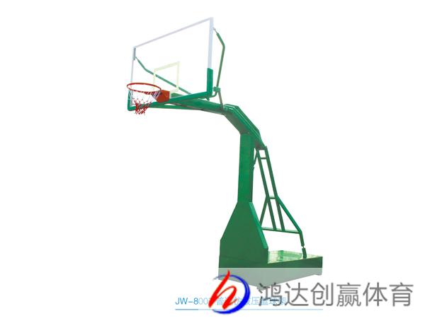 普通仿液压篮球架