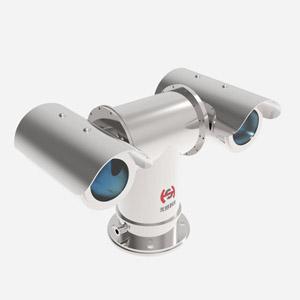 HS-6000云台式激光甲烷遥测系统