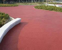 贵州彩色沥青透水混凝土