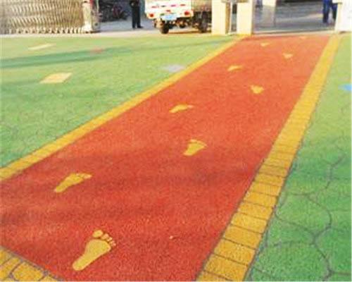 贵州彩色沥青路面