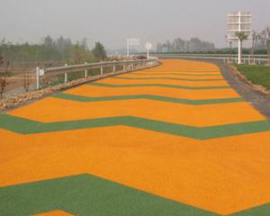 贵州透水地坪施工