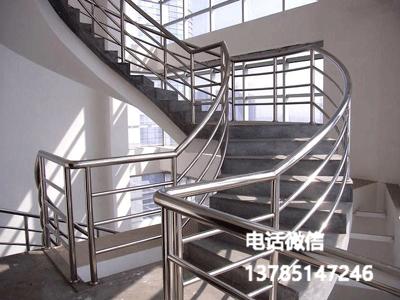 石家庄不锈钢楼梯护栏