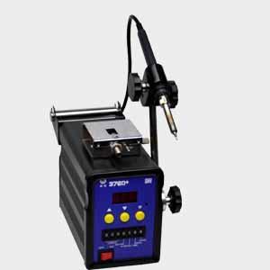 自动送锡焊台HW-376D+