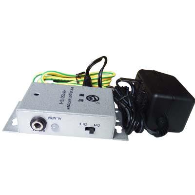单工位铝壳静电环报警器