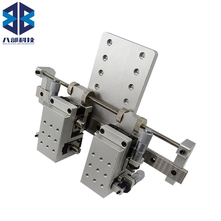 供应焊锡机烙铁组件双头微调模组