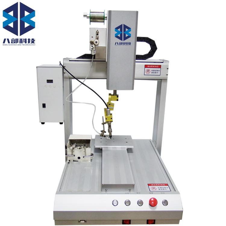 HW-331R烙铁可调自动焊锡机