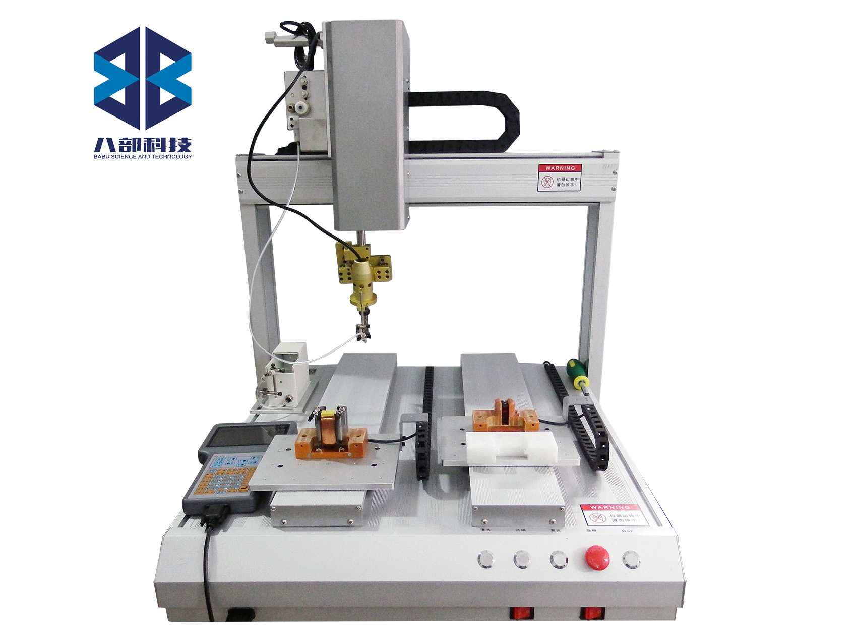 双Y单头自动焊锡机