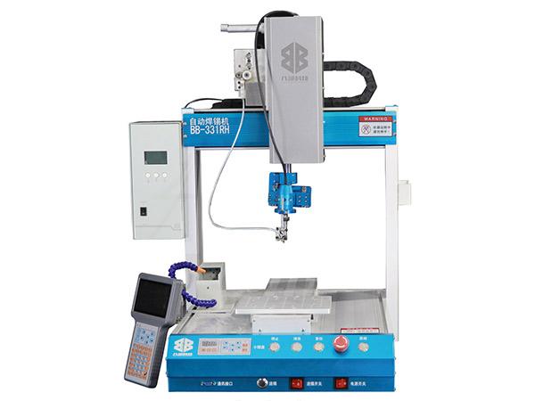 HW-331R威乐自动焊锡机