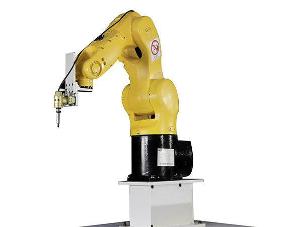 六轴工业焊锡机械手