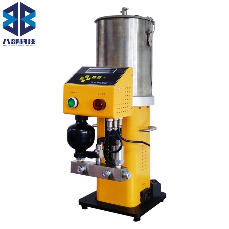 高粘度电动黄油增压泵