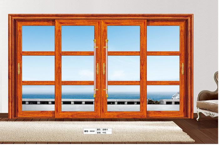 恩施门窗型材规格