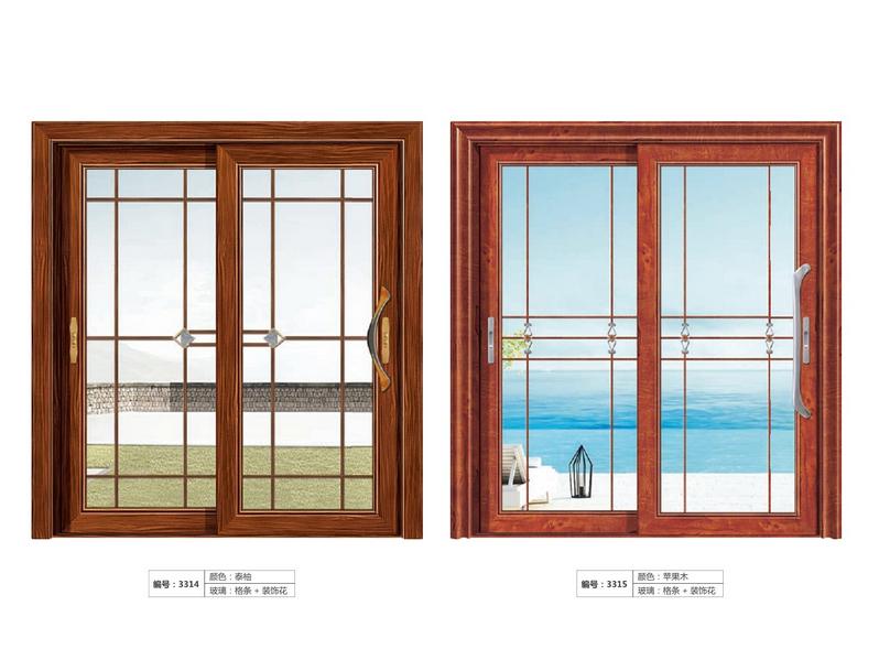 佛山门窗型材
