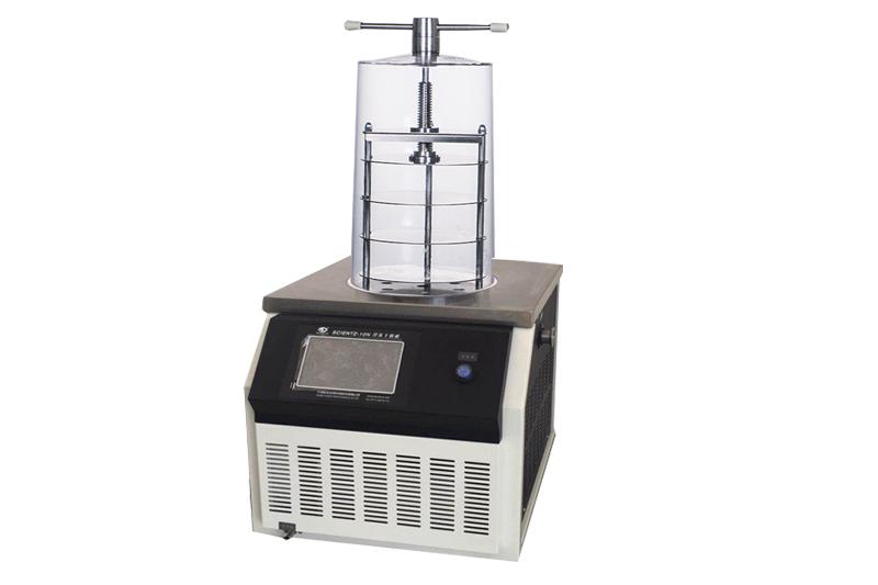 SCIENTZ-10ND压盖型冷冻干燥机