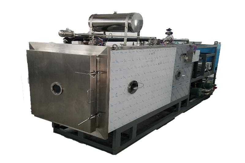 硅油原位批量生产型冻干机(水冷)SCIENTZ