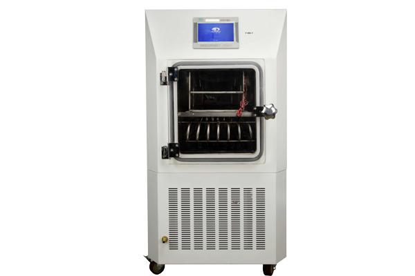 Scientz-10YD原位压盖型(电加热)冷冻干燥机