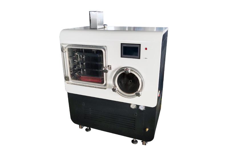 SCIENTZ-30F/B压盖型硅油加热系列冷冻干燥机
