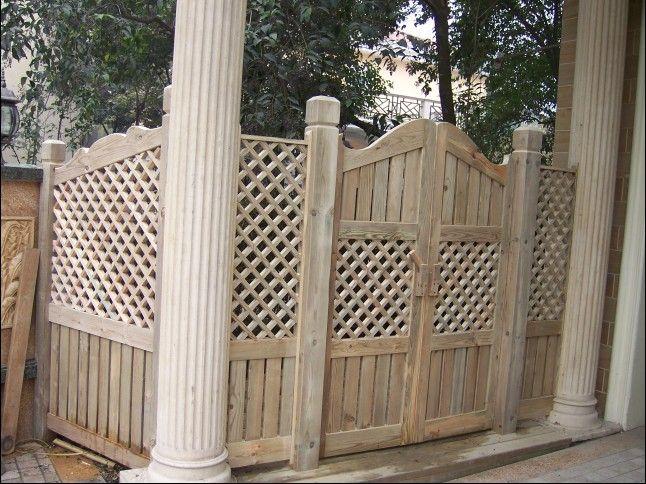 防腐木工程施工