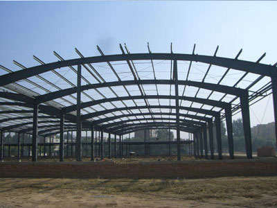 石家庄钢结构施工