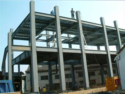 石家庄钢结构安装