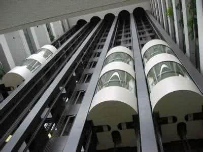 石家庄观光电梯井道