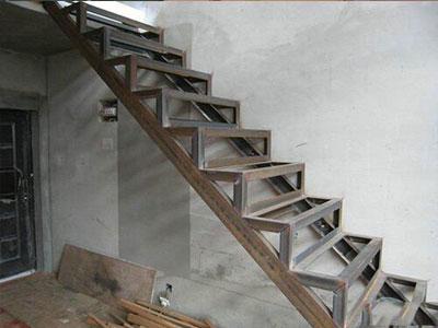 石家庄钢结构楼梯价格
