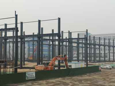 河北钢结构厂房造价