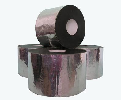 铝箔抗紫外线管道防腐冷缠胶带