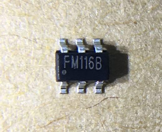 FM116B