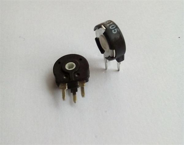 微调音量电位器