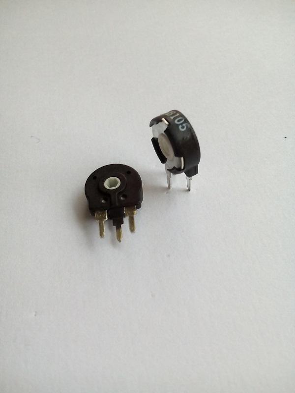 微调音响电位器