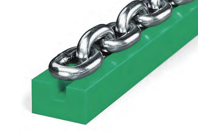 R型链条导轨