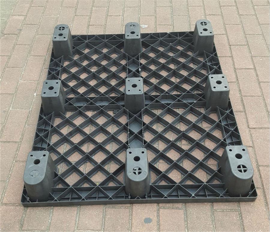 深圳托盘-网格九脚塑料托盘