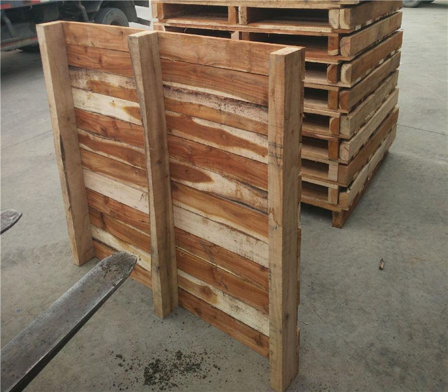 深圳栈板-密封实木卡板