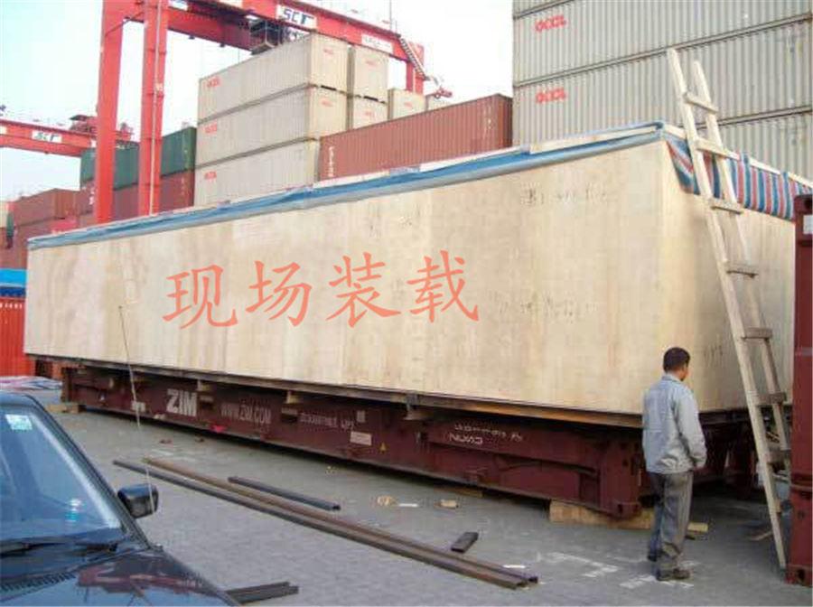 深圳木箱-大型木质包装箱