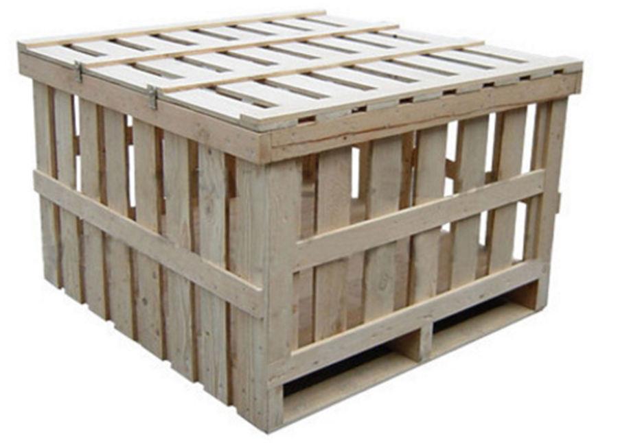 深圳木箱-花格木箱