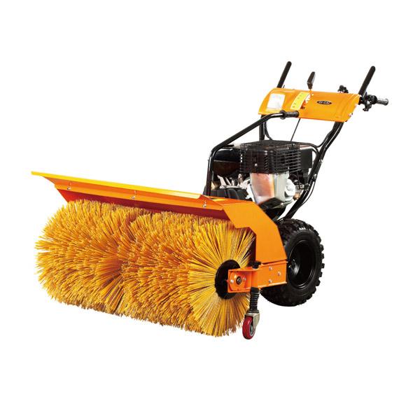 湖州扫雪机生产供应商_七彩_扫雪机批发价